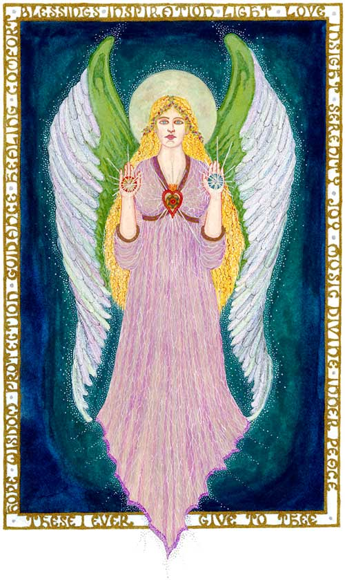 Guardian Angel Of Compassion