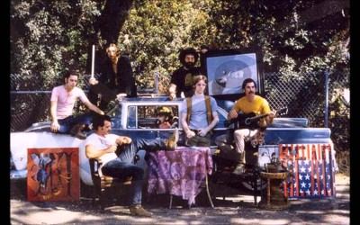 MUSICAL ROOTS OF SAN FRANCISCO ROCK BANDS