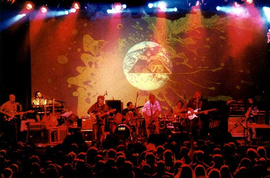 RATTLING THE RAFTERS ON SHAKY GROUND:  THE PSYCHEDELIC BALLROOMS