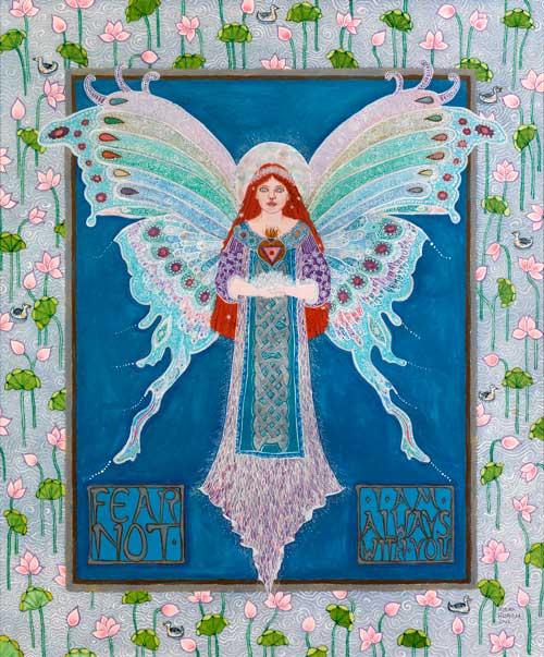 Healing Angel #1